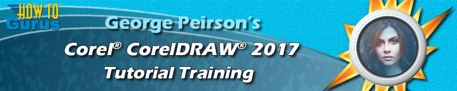 How To Gurus CorelDRAW 2017 Training