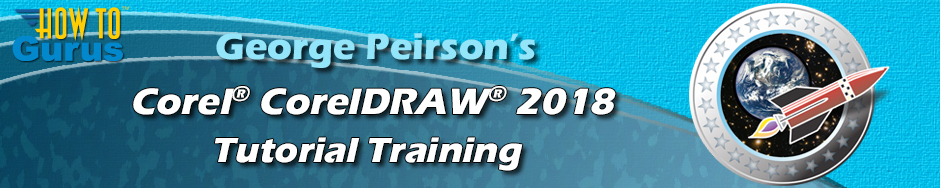 CorelDRAW 2018 Training