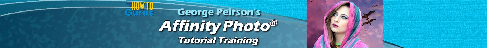 Affinity Photo Training
