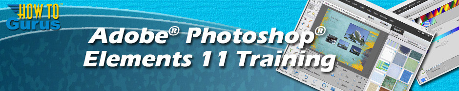 Photoshop Elements 11 Training