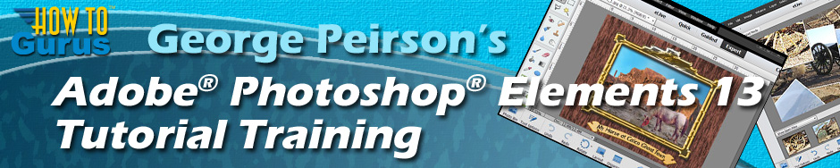 Photoshop Elements 13 Training