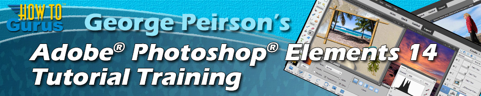 Photoshop Elements 14 Training