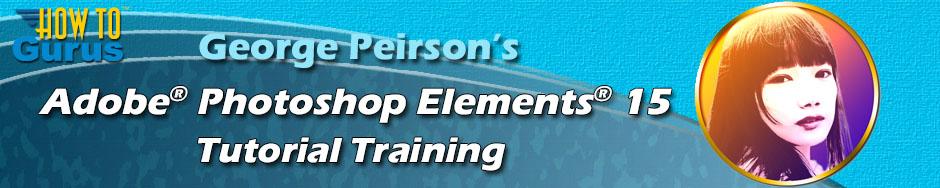 Photoshop Elements 15 Training
